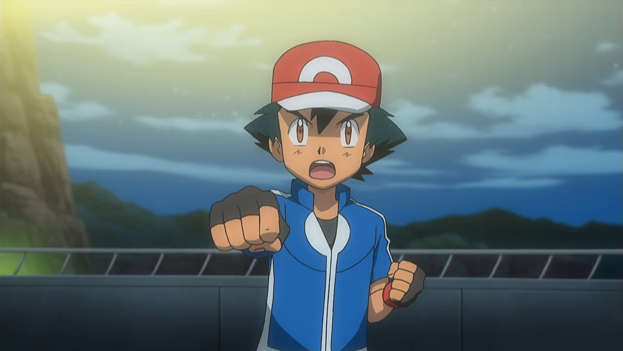 Xy129 Kalos League Passion With A Certain Flare