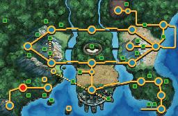 하나지방 산가지마을