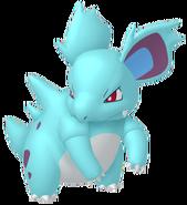 030Nidorina Pokémon HOME