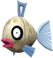 349Feebas Pokemon Colosseum
