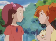 Misty and Sakura