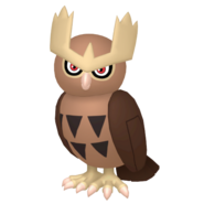 164Noctowl Pokémon HOME