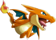 006Charizard Mega Y Pokemon Rumble World