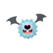 527Woobat Pokémon HOME