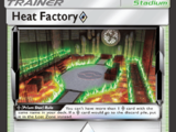 Heat Factory Prism (Lost Thunder)