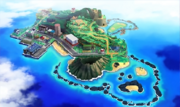 Melemele Island Ultra Sun and Moon
