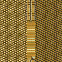 2세대에서의 방울탑 꼭대기