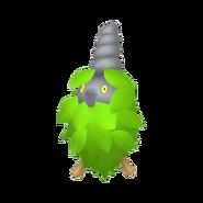 412Burmy Plant Cloak Pokémon HOME