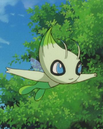 Celebi Ms004 Pokemon Wiki Fandom