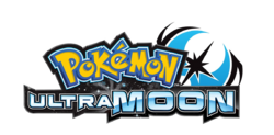 Pokémon Ultra Moon English logo