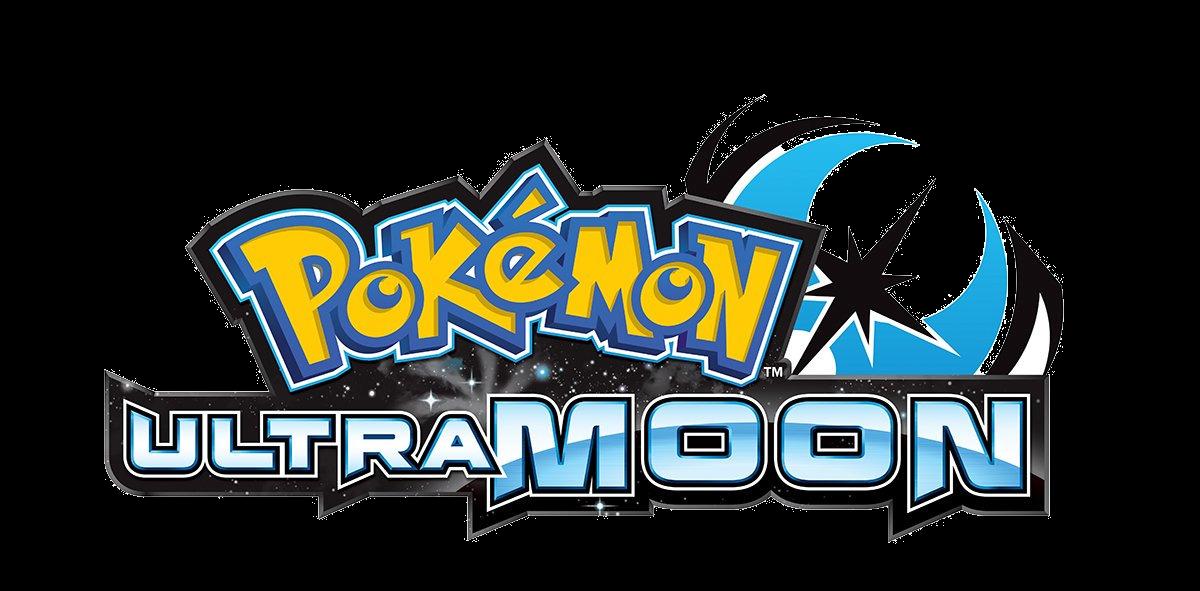 Resultado de imagem para pokemon ultra moon logo png