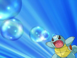Team Go-Getters Squirtle Bubble