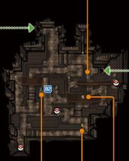 끝의 동굴 지하1층