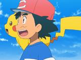 Aim to Be a Pokémon Master (20th Anniversary)