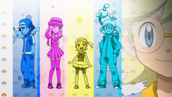 Title Card XY Clemont