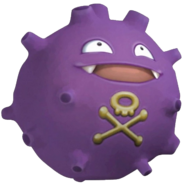 109Koffing Pokemon Colosseum