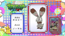 Pokémon Quiz XY009