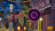 Count Pump butler Gourgeist Shadow Ball