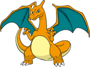 006Charizard Dream 3