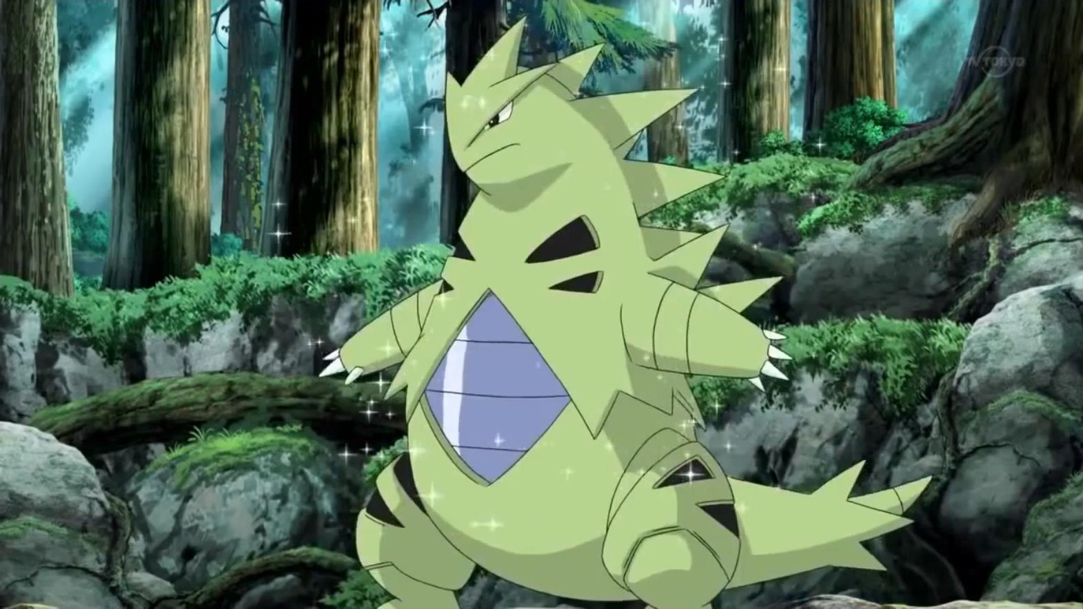Dirk S Tyranitar Pok 233 Mon Wiki Fandom Powered By Wikia