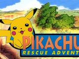 PK004: Pikachu's Rescue Adventure