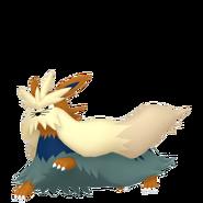 508Stoutland Pokémon HOME