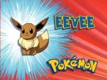 Eevee- Who's That Pokémon