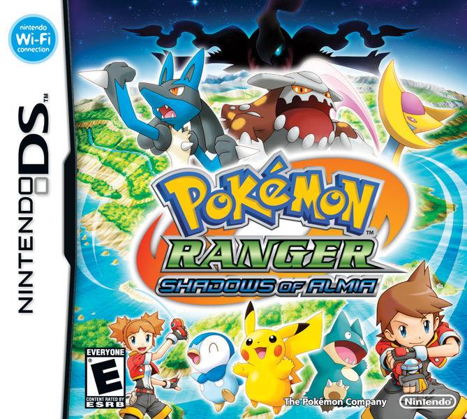 pokemon ranger 2 nuit sur almia