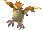 016Pidgey Pokemon Stadium