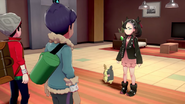 Pokémon Sword and Shield Marnie