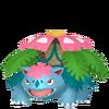 003Venusaur Mega Pokémon HOME
