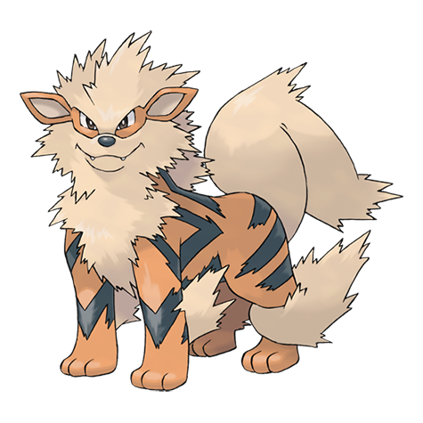 Arcanine Pokémon Wiki Fandom Powered By Wikia