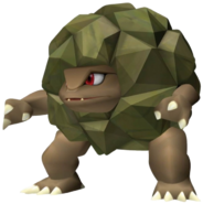 076Golem Pokemon Colosseum