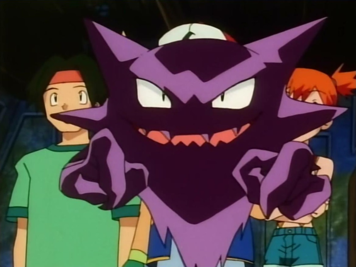 Captain Haunter