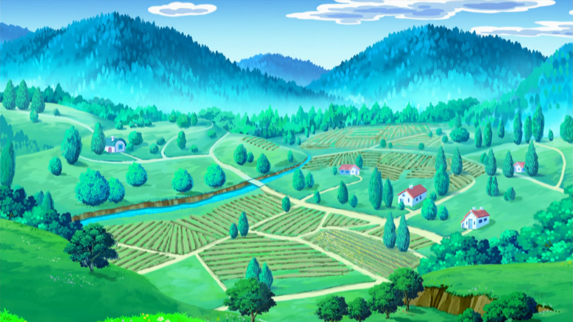 Image - Pallet Town.PNG | Pokémon Wiki | FANDOM powered by Wikia