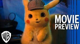 Pokémon Detective Pikachu Full Movie Preview Warner Bros. Entertainment