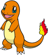 004Charmander Dream
