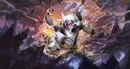 Aggron Pokemon XY Primal Clash