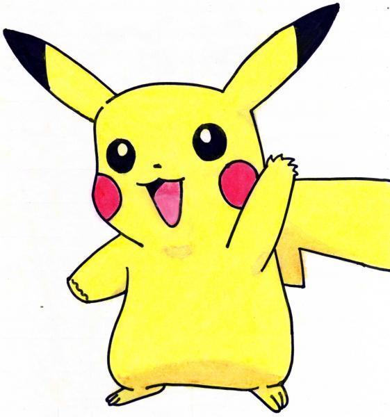 image say hi pikachu by aineyakuzaboss jpg pokémon wiki fandom