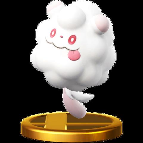 대난투 Wii U에서의 피규어