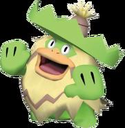 272Ludicolo Pokemon Colosseum