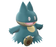 446Munchlax Pokemon Battle Revolution
