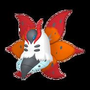 637Volcarona Pokémon HOME
