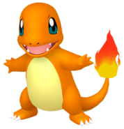 004Charmander Pokémon HOME