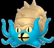 139Omastar Pokémon HOME