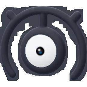 Image result for pokemon go Unown M