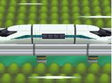 리니어 기차