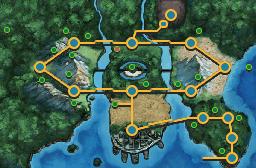 하나지방 수행의 바위동굴