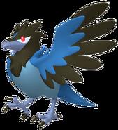 822Corvisquire Pokémon HOME