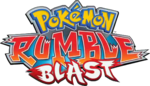 Pokémon Rumble Blast English Logo